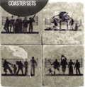 Arcane Store: Coaster Sets From £13.99