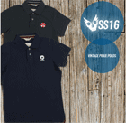 Arcane Store: Vintage Pique Polo From £24.99