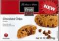 Nashua Nutrition: 24% Off ProtiDiet Cookies - Chocolate Chip (7/Box)