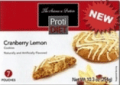 Nashua Nutrition: 24% Off ProtiDiet Cookies - Cranberry Lemon (7/Box)