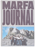 Slam Jam Socialism: Marfa Journal Issue 5 A For £21.75
