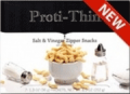 Nashua Nutrition: 28% Off Proti-Thin Zipper Snacks - Salt & Vinegar (7/Box)