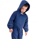 Lighthouse Clothing: Kid's Puddlesuit Waterproof Rainsuit For $24.95