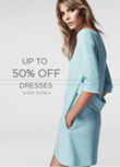Goat Fashion: 50% Off Dresses