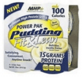 Nashua Nutrition: MHP Fit & Lean Power Pak Pudding - Delicious Vanilla Creme (4/Box) For $11.99