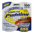 Nashua Nutrition: MHP Fit & Lean Power Pak Pudding - Delicious Dutch Chocolate (4/Box) For $11.99