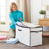 Innovations: $10 Off Buy 2 Rolling Storage Bag