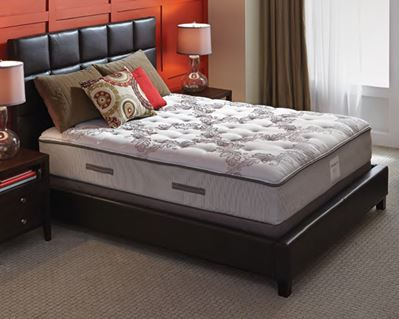 Miles While You Sleep: Sealy Posturepedic Glennon Collection Plush Starting At Just $974