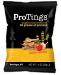 Nashua Nutrition: 37% Off ProTings Baked Protein Crisps - Zesty Nacho (1 Bag)