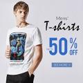 Rose Gal: 50% De Réduction Sur Les T-Shirts Pour Homme