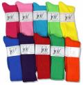 Joyofsocks: Colorful Cotton Crew Socks Men's Just $6