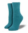 Joyofsocks: Warm Fuzzy Solid Crew Socks Just $10