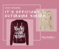 Rose Gal: 60% Off Sweatshirts & Hoodies Sale