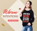 Rose Gal: 57% Off Warm Intentions