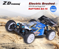 RCmoment: ZD Racing RAPTORS BX-16 RTR Off-road Buggy SUV
