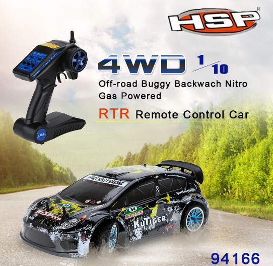 RCmoment: Extra 15% Off HSP 94177 1/10 Off-road Sport Rally RC Car