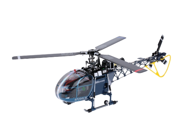 RCmoment: Extra 14% Off Walkera 4F200LM RC Flybarless Helicopter