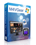 M4VGear: ITunes DRM Media Converter For Windows Only $44.95
