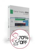 Genie9: 70% Off Genie Timeline Home 2016