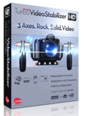 Muvee Technologies: Muvee Turbo Video Stabilizer For $19.99