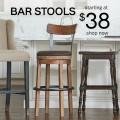 Ashley Homestore: Bar Stools Startings At $38