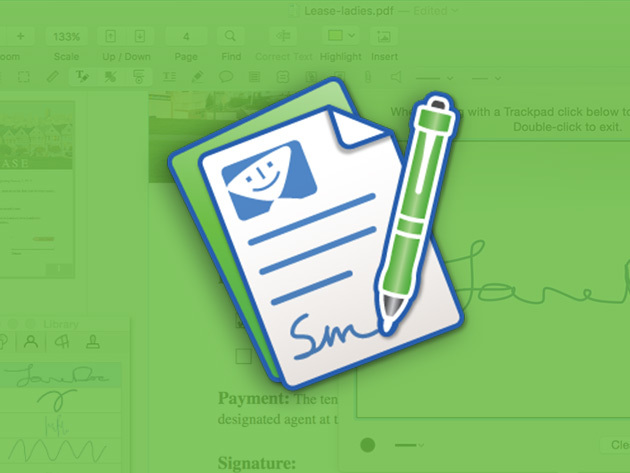 X-Mirage: 50% Off PDFpen 8: All-Purpose PDF Editor For Mac