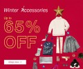 Rose Gal: 65% Off Winter Accessories