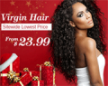 Best Hair Buy: Virgin Hair From $25.49