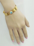 YLANG23: 65% Off Ziggy Eye Cuff Bronze With Mother Of Pearl
