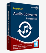 Program4PC: 30% Off Program4Pc Audio Converter Pro