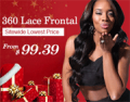 Best Hair Buy: 360 Lace Closure From $113.59
