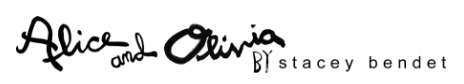 aliceandolivia Coupon Codes