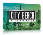 City Beach: City Beach Gift Cards From $20