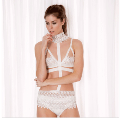 Bluebella: $39 Off Ines Harness Ivory