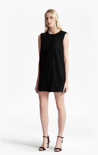 French Connection(US): ISABELLA LACE SHIFT DRESS Only For $128