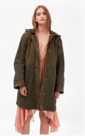 French Connection(US): 50% Off MILI CANVAS SUMMER PARKA