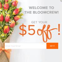 A Better Florist: $5 Off