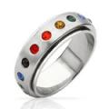 ZZ - Pride Shack: Get Free Rainbow Spinner Ring