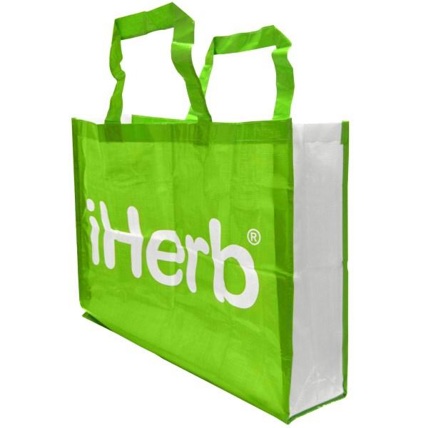 Iherb: IHerbのエコバッグをわずか0.5ドルでセール販売中です