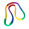 ZZ - Pride Shack: Free Rainbow Silicone Soft Link Necklace
