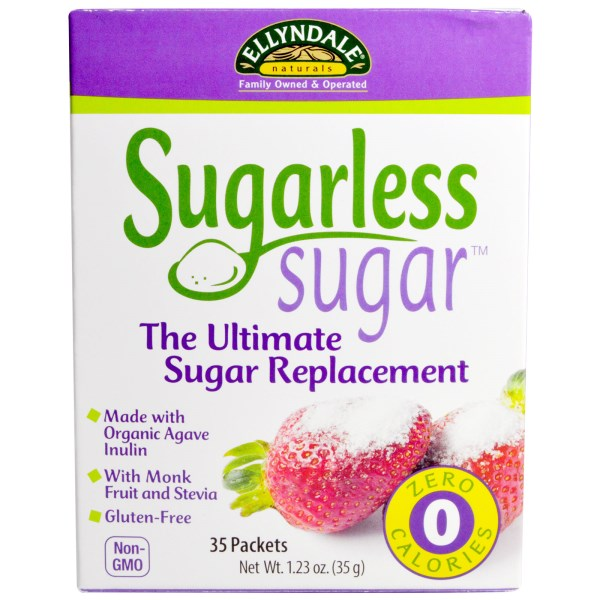 Iherb: Now Foodsのカロリーゼロ甘味料をわずか0.5ドルでセール販売中です!