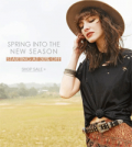 SheIn: 30% Off Spring Items
