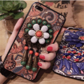 TVC-MALL: Beads Pendant Patterned Hard Back Case Just For $4.09