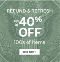Ashley Homestore: 40% Off 100s Of Tems