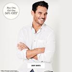 Jphnston & Murphy: Buy 1 Get 1 50% Off