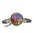 Beautifulhalo: Only $6.77 ! Galaxy Tree Metal Gemstone Vintage Bracelets