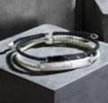 Monicavinader: Men Bracelets As Low As £85