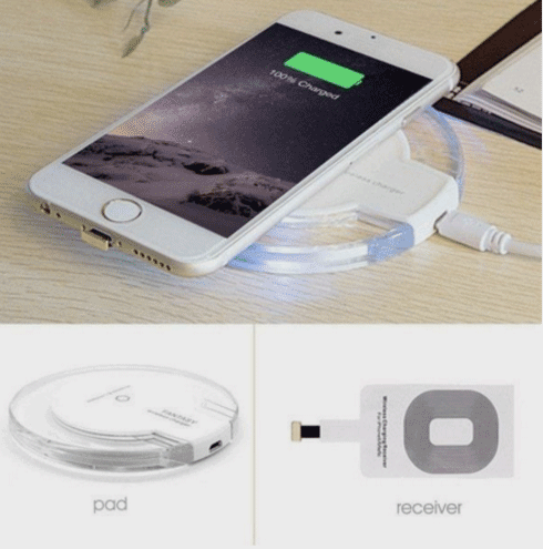 ICONIQ Gadgets: 47% Off + Free Shipping !! Get Phantom Wireless Charger !