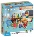TV's Toy Box: Daniel Tiger's 24pc Puzzle - SCHOOL For $4.99