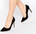 ASOS: ASOS PERU Pointed High Heels